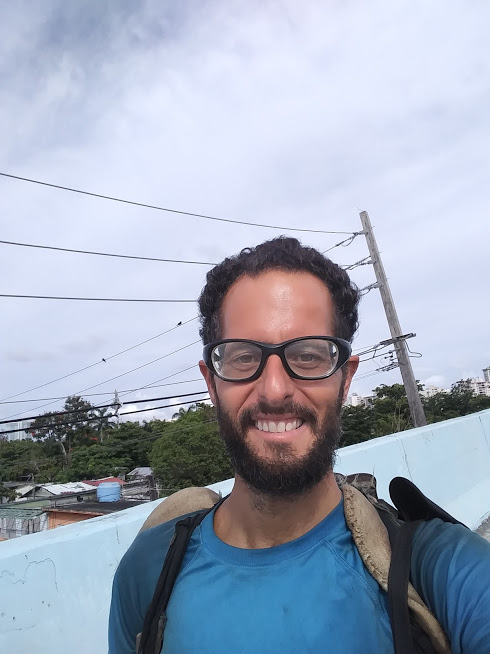 Walking from San Juan to the rest of Puerto Rico!
