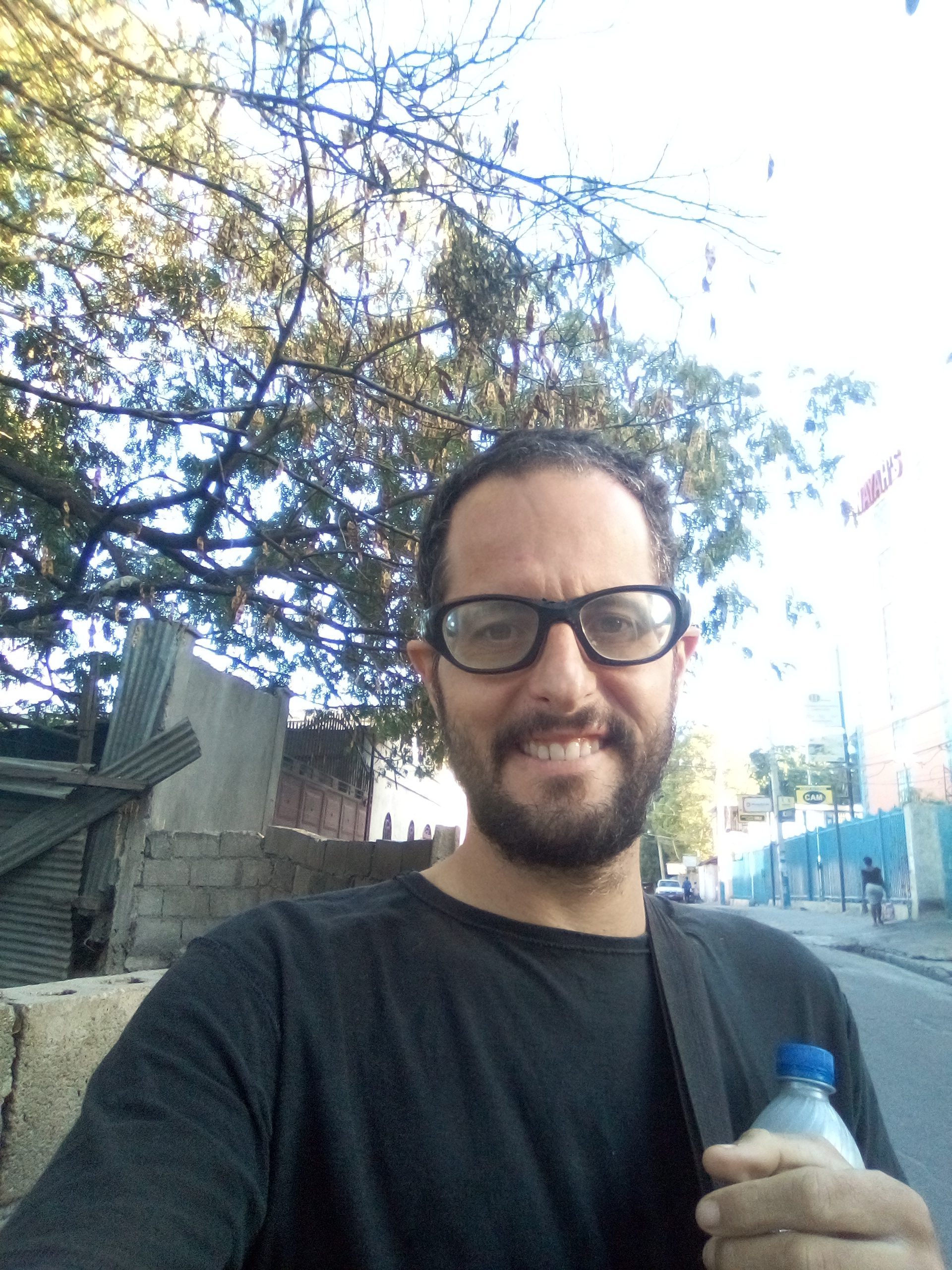 Eagle Gamma in Port-au-Prince, Haiti!